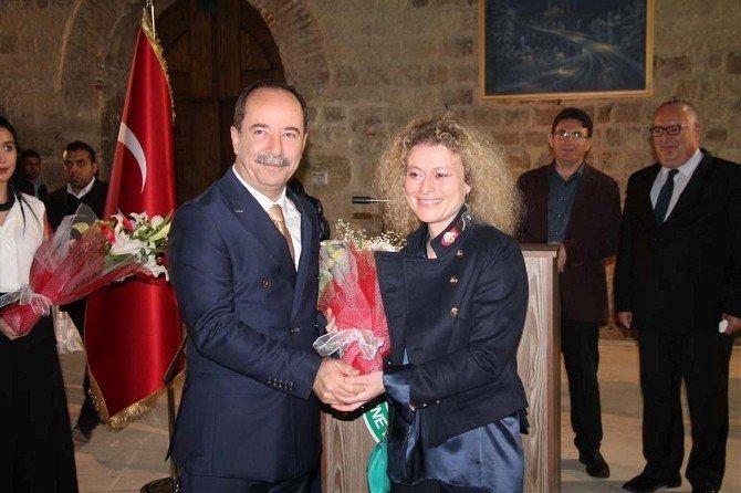 Ünlü Ressam Nalbantis Edirne'yi Resmetti