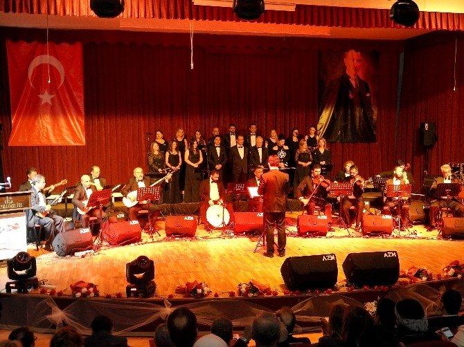 Mehmet Akif Ersoy Urla'da Anıldı