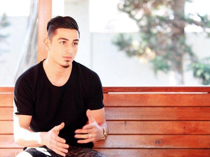"""Koray Günter: """"Galatasaray'ın Geleceği Olmak İstiyorum"""""""