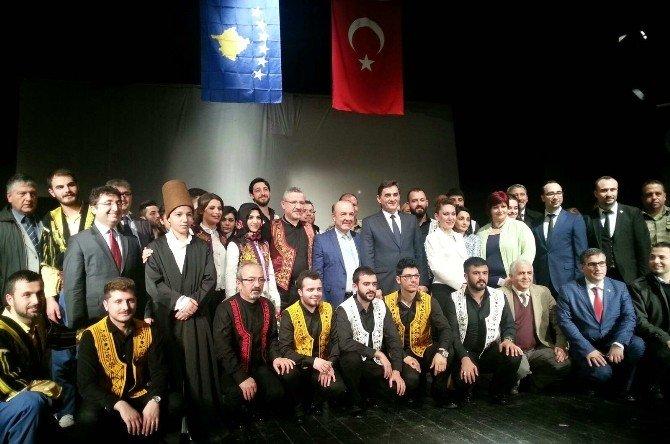 Balkanlar'da Türk Müziği Yankılandı