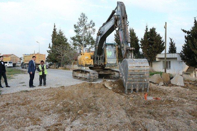 Gültepe Mahallesi'nin Üst Yapısı Yenileniyor