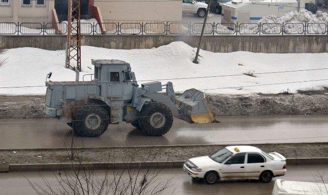 Yüksekova'da Operasyon Öncesi Göç