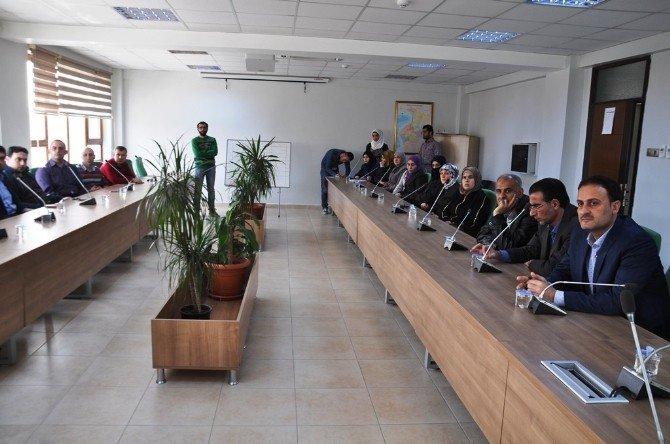 Suriyeli Diş Hekimleri De Temsilcilerini Seçti