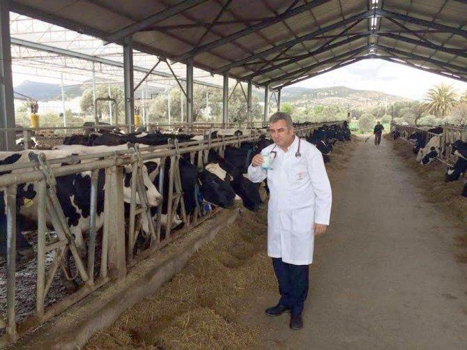 """""""Türkiye, gelişmiş ülkelerin ancak yüzde 20'si kadar süt tüketiyor"""""""