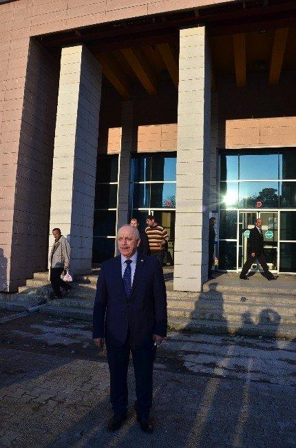 TCDD Genel Müdürü Ömer Yıldız Zonguldak'ta