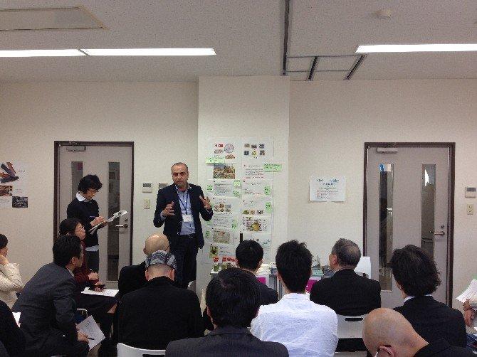 Japonlar Antep Fıstığına Hayran Kaldı