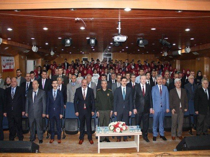 İstiklal Marşı'nın Kabulünün 95. Yıl Dönümü Kutlandı