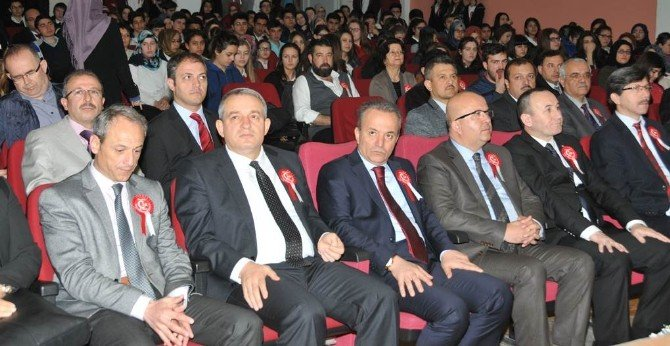 Milli Şair Mehmet Akif Ersoy Afyonkarahisar'da Da Anıldı