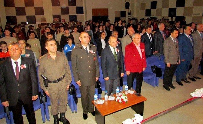 İstiklal Marşı'nın Kabulü Ve Milli Şair İçin Çeşme'de Tören