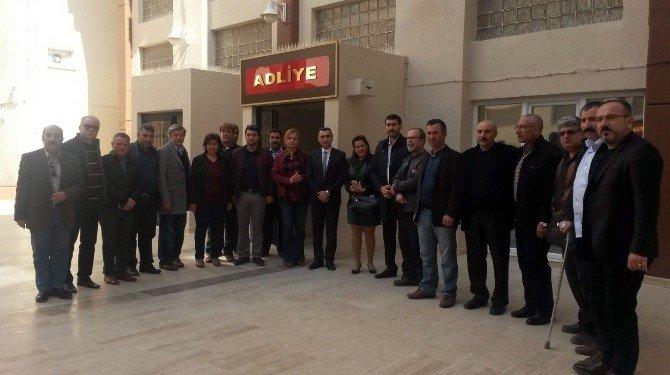 Cumhurbaşkanı'na Hakaret Eden CHP'liye Hapis Cezası