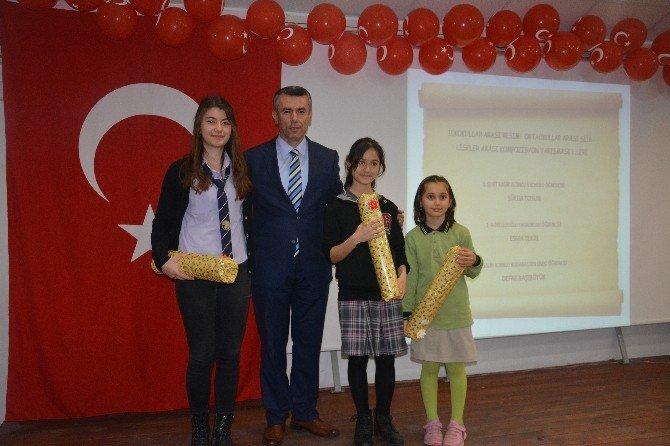 İstiklal Marşı'nın Kabulünün 95 Yılı Edremit'te Kutlandı