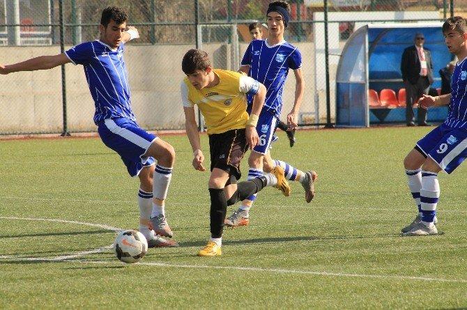 Kayseri U-17 Ligi Play-off Erteleme Maçını Kazandı