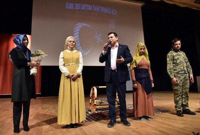 Kepez'de Milli Şair Ersoy Anlatıldı
