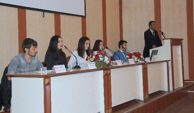 Üniversitede Erasmus+ Deneyim Ve Bilgi Paylaşım Paneli