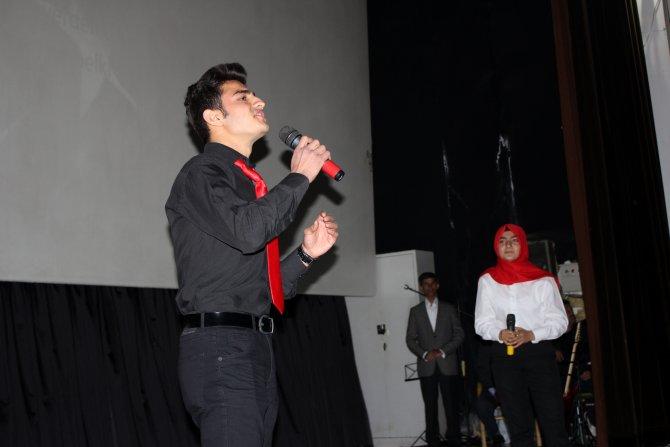 Kozan'da İstiklal Marşı'nın kabulü ve Mehmet Akif Ersoy'u anma programı