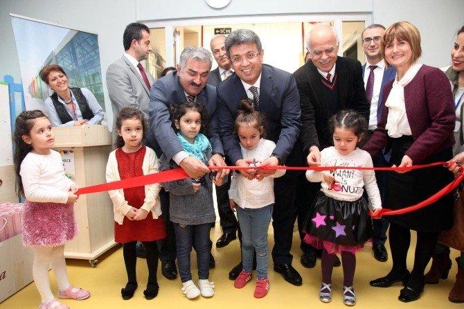"""Belediye Anaokulu'nda """"Çocuklardan Buluşlar"""""""