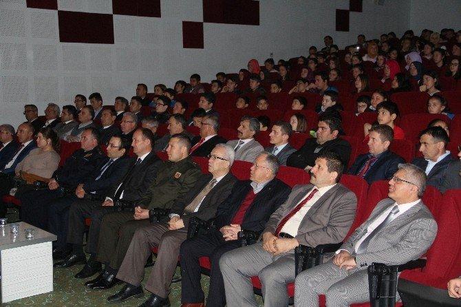 Demirci'de İstiklal Marşı'nın Kabulü Ve Mehmet Akif Ersoy'u Anma Günü