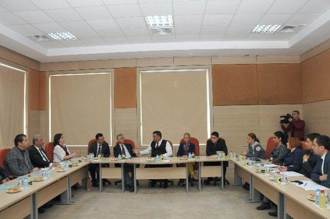 Tarsus Tarihi Kent Merkezi Bilimsel Araştırma Projesi