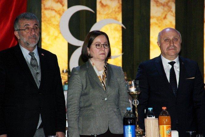 MHP Genel Başkan Yardımcısı Demirel Yalova'da