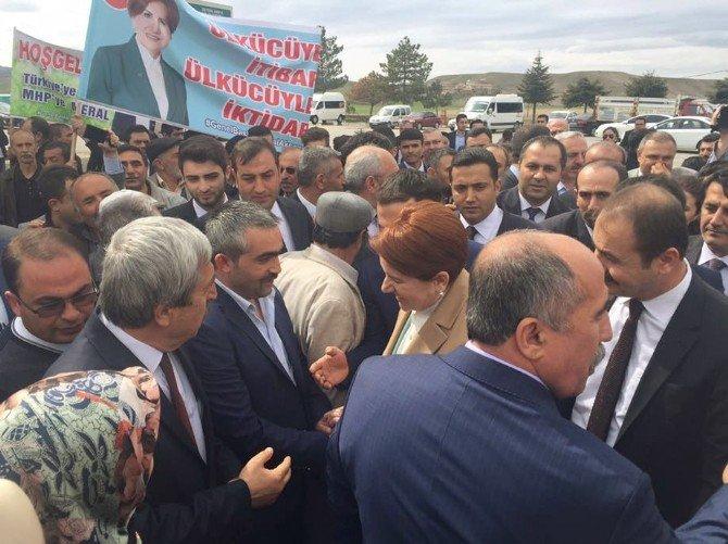 """MHP Eski Milletvekili Akşener: """"Bu Bir İktidar Yürüyüşüdür"""""""
