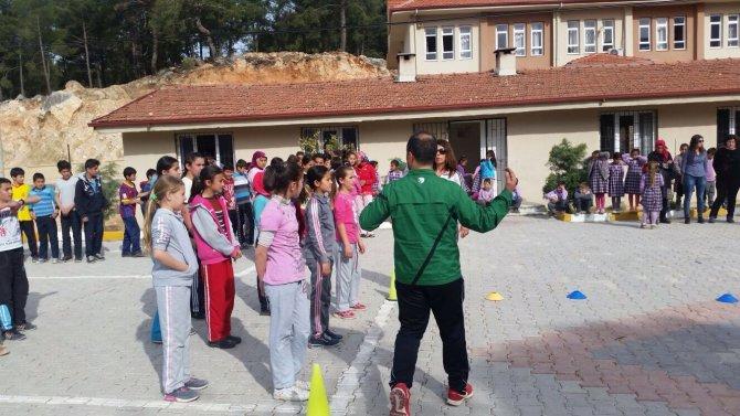 Muğla'da geleceğin olimpiyat şampiyonları belirleniyor