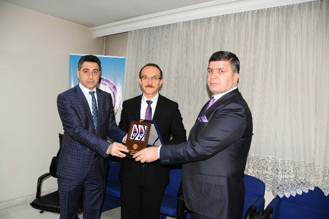Vali Yavuz'dan Muş TSO'ya Ziyaret