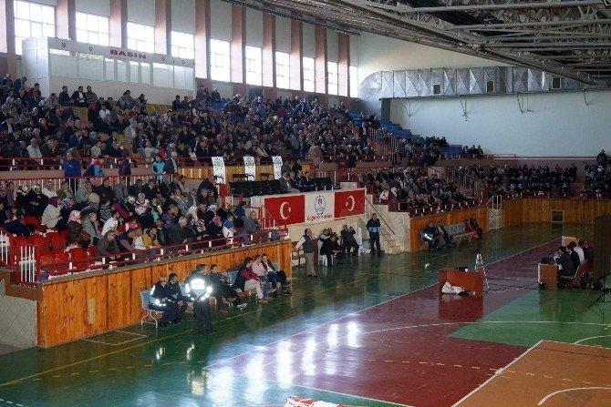 Nevşehir Kalesi Ve Etrafı Kentsel Dönüşüm Projesi'nde Sevinçli Gün