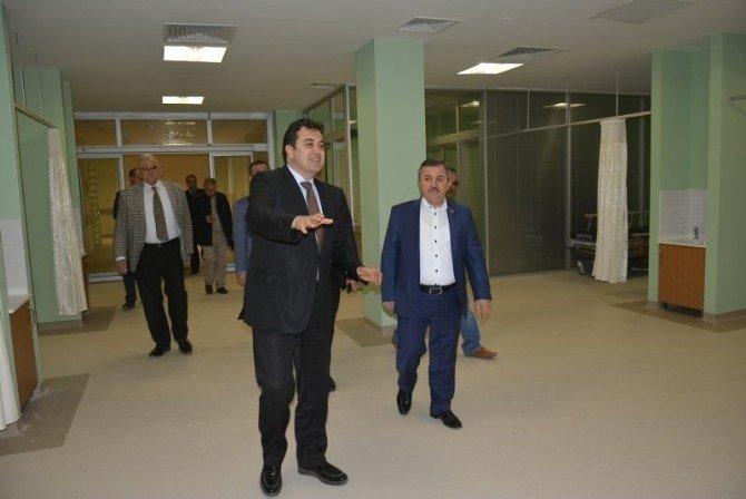 Fatsa Belediye Başkanı Hüseyin Anlayan: