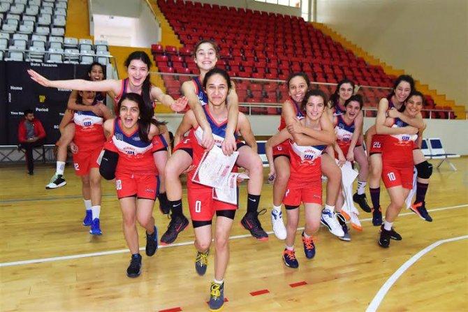Yıldız Kızlar Basketbol Bölge Şampiyonu, Antakya Güney Gençlikspor oldu