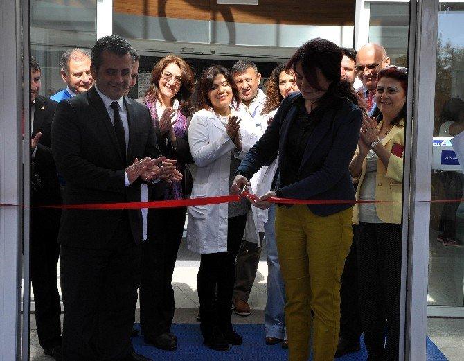 Anadolu Hastanesi Amatem Hizmete Açıldı