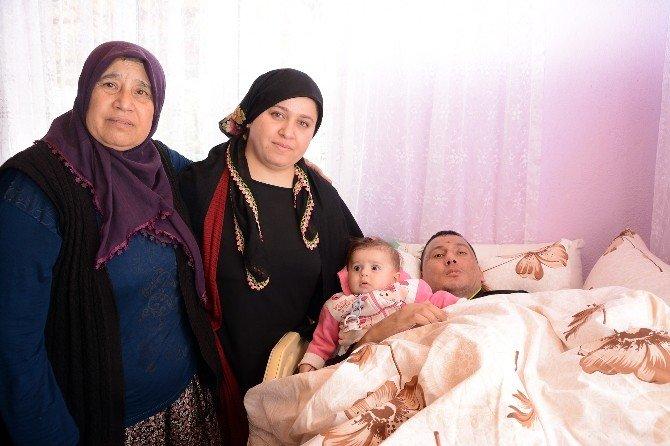 Terör Gazisi 7 Ay Sonra Ailesine Kavuştu