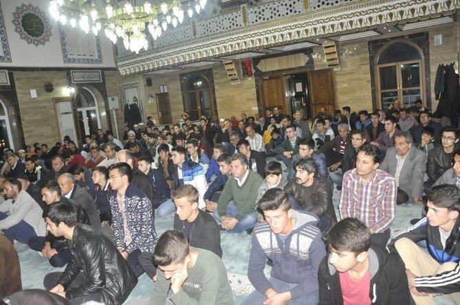 Antalya'da Müftü'den Öğrencilere YGS Duası