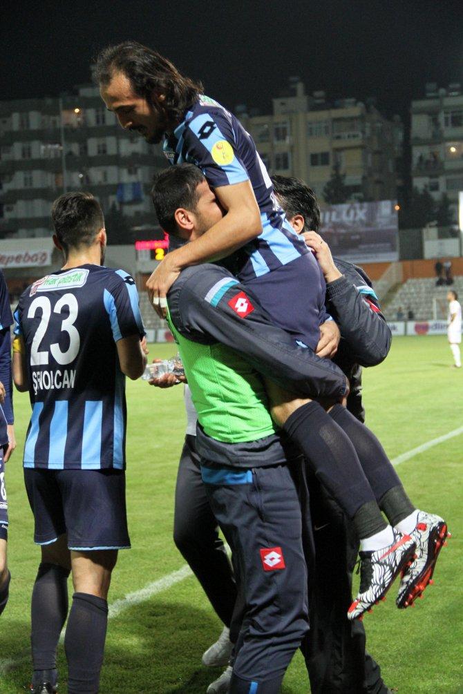 Adana Demirspor: 2 - Vartaş Elazığspor: 1