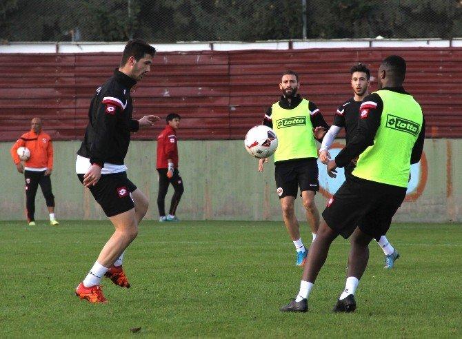 Adanaspor'da Altınordu Hazırlıkları