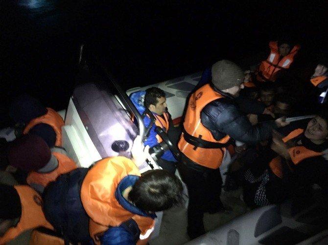 Ege Denizinden 30 Ceset Çıkarıldı