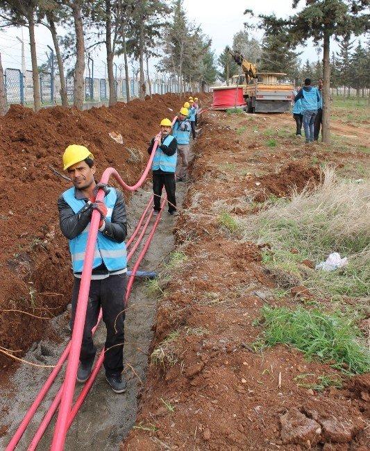 Dicle EDAŞ'tan Şanlıurfa'ya 9 Milyon Liralık Yatırım