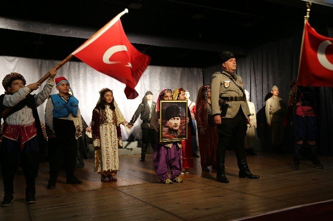 Selçuk'ta İstiklal Marşı'nın Kabulü Ve Milli Şairi Anma Programı
