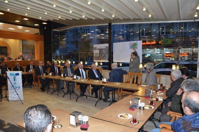 Altınova Mahallesi Taşkın Koruma Projesi Toplantısı