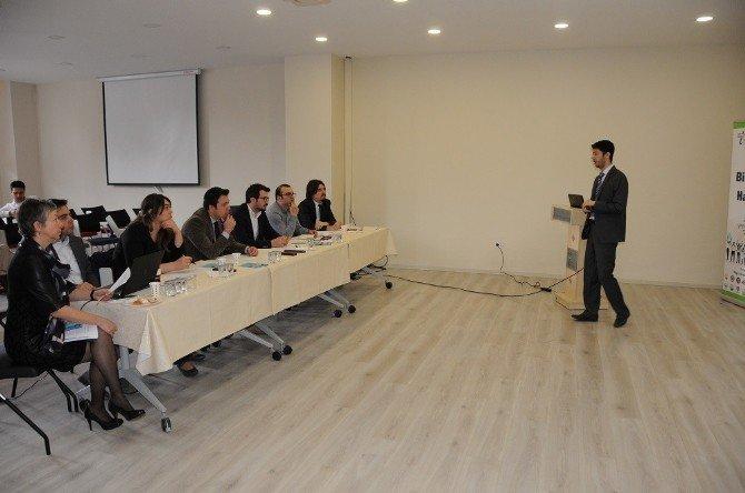 Yeni İşim Girişim Programı Ara Jüri Elemeleri Yapıldı