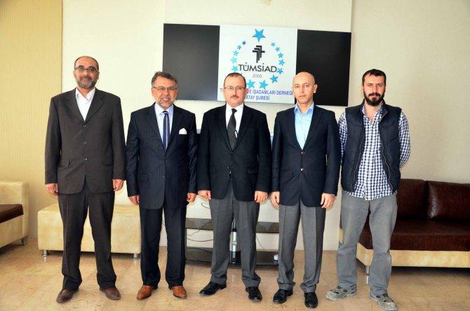 TÜMSİAD ve KOSGEB arasında Girişimcilik Kursu Protokolü imzalandı