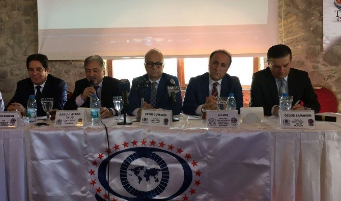 Türk Ve Arap Yatırımcılar Çeşme'de Buluşacak