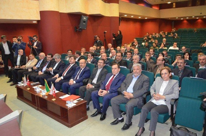 Trabzon'da Türk İran İş Konseyi Toplantısı Yapıldı