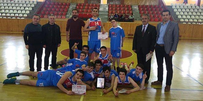 Basketbol bölge şampiyonları belli oluyor