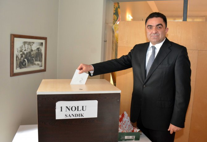 Adana Çiftçiler Birliği'nin yeni başkanı Mutlu Doğru