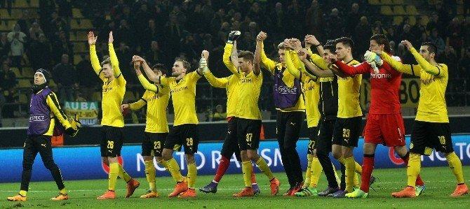 Dortmund, Tottenham'ı Farklı Geçti