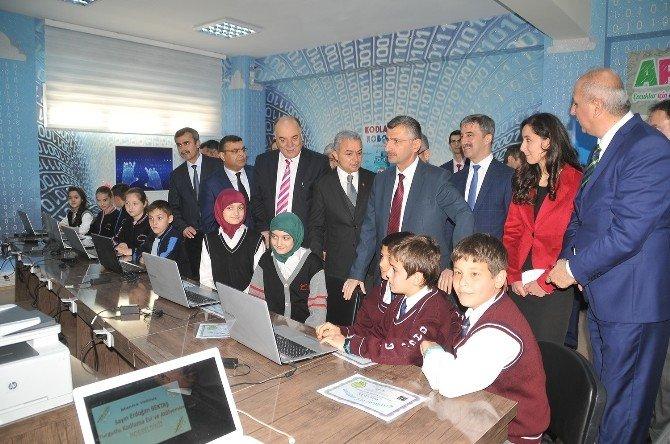 Vali Bektaş'tan Turgutlu'ya Ziyaret