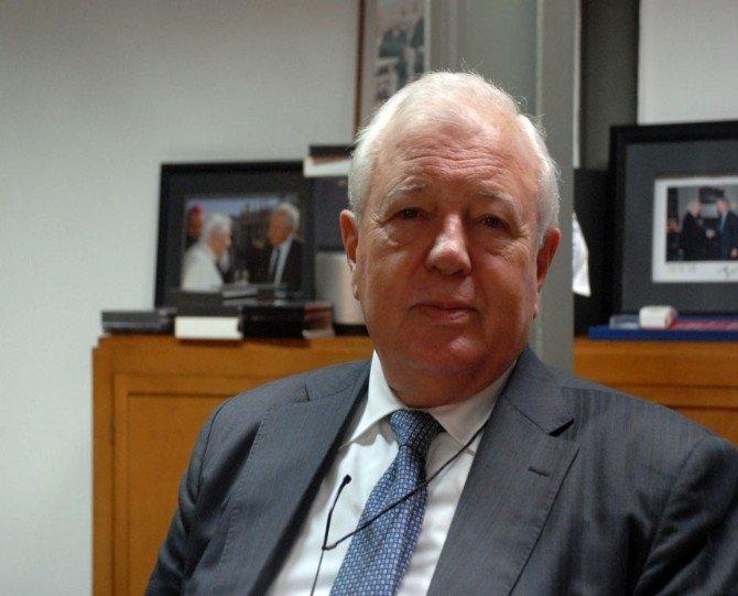 Prof. Dr. İlter Turan Ve Ergün Olgun Yakın Doğu Enstitüsü Güvenlik Akademisinde Konuşacak