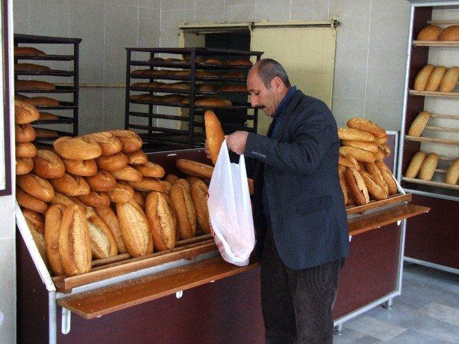 Yerköylüler 50 Kuruş Ekmekten Memnun
