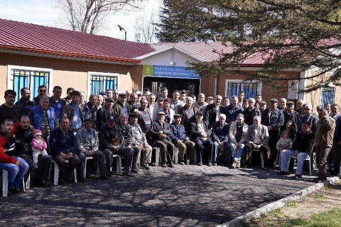 Yeşiltepe'de Açılan Tesise Şehit Demir'in İsmi Verilecek
