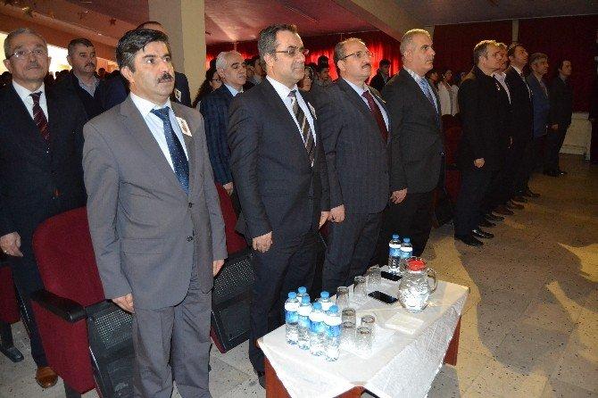 Zonguldak'ta İstiklal Marşı'nın Kabulü Ve Mehmet Akif Ersoy'u Anma Programı